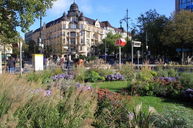 Kurfürstendamm Ecke Olivaer Platz, Berlin-Charlottenburg